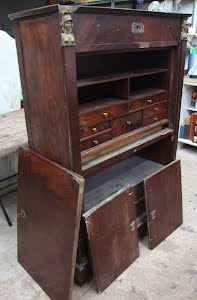 Restoration of French Secretaire