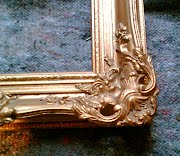 Restoration of Gilt Mirror