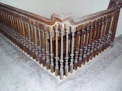 Restoration of Staircase